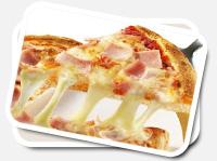 Cumpleaños, pizza