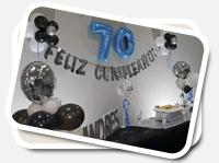 Cumpleaños para todas las edades