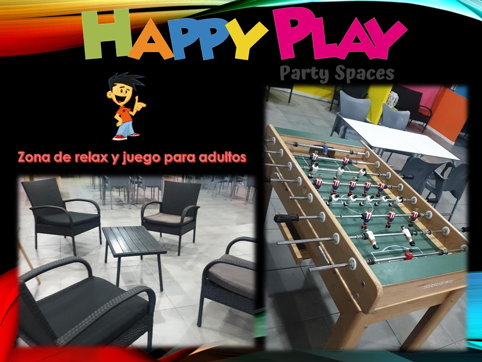 Relax y juego para los adultos